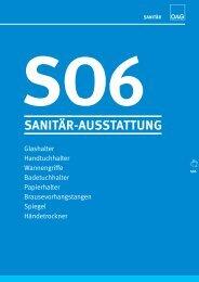 so6 sanitär-ausstattung