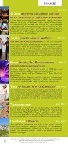 """Folder """"Körper & Geist"""" - Yoga und Wellness - Seite 2"""