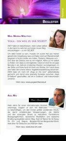 """Folder """"Körper & Geist"""" - Yoga und Wellness - Seite 3"""