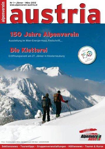 150 Jahre Alpenverein Die Kletterei 150 Jahre Alpenverein Die ...