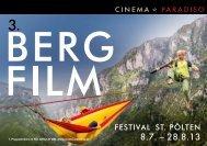 Cinema Paradiso - Österreichischer Alpenverein Wien