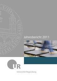 Jahresbericht der Universit