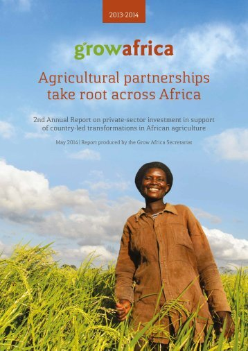 WEF_GrowAfrica_AnnualReport2014