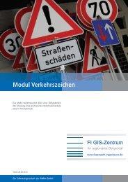 Modul Verkehrszeichen - Fassnacht Ingenieure