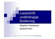 Stefan Gaisbauer/Gabriel Horn