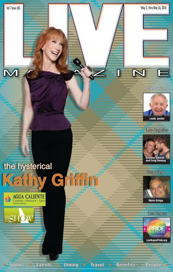 LIVE Magazine Vol 7, Issue #182 May 2 thru May 16, 2014
