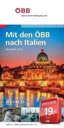 Mit den ÖBB nach Italien (PDF; 699 KB)