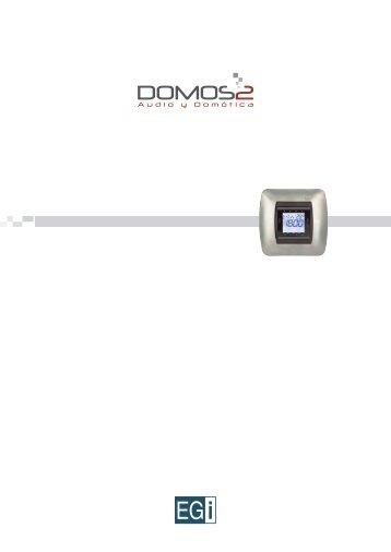 catálogo domos2_capas.indd - Egiaudio.com