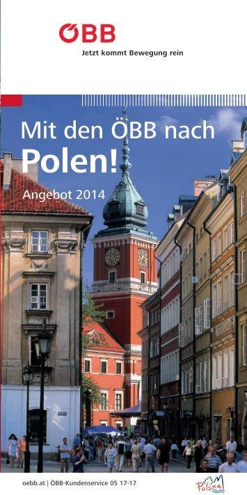 SparSchiene Polen (PDF; 1,99 MB) - ÖBB