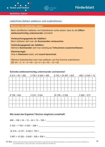 Fantastisch Subtrahieren Dezimalzahlen Arbeitsblatt Ideen ...