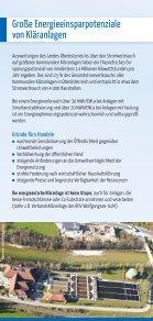 Energieeffiziente Abwasserreinigung - OÖ Energiesparverband - Seite 3