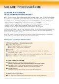 Solare Prozesswärme in Oberösterreich - OÖ Energiesparverband - Seite 2