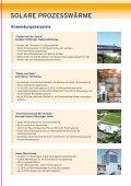 Solare Prozesswärme in Oberösterreich - OÖ Energiesparverband - Seite 5