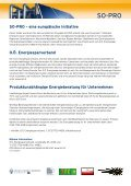 Solare Prozesswärme in Oberösterreich - OÖ Energiesparverband - Seite 6