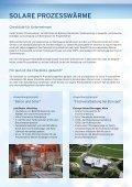 SOLARE ProzeSSwärme - Ökoenergie Cluster - Seite 2