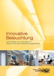 Innovative Beleuchtung (pdf, 3 MB) - Strom sparen jetzt