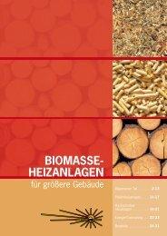 Biomasse- heizanlagen - OÖ Energiesparverband