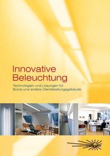 Innovative Beleuchtung - OÖ Energiesparverband