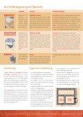 Bauliche Maßnahmen für Pelletsheizungen - OÖ Energiesparverband - Seite 2