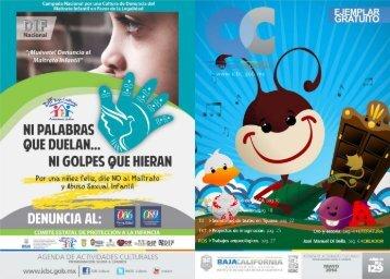 Quehacer Cultural del ICBC Mayo 2014