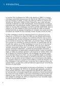 Le Plan stratégique de l'Agence pour l'énergie nucléaire, 2005-2009 - Page 4