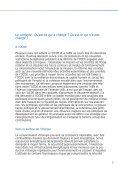 Le Plan stratégique de l'Agence pour l'énergie nucléaire, 2005-2009 - Page 5
