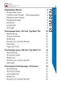Pumpen - Feuerwehr Wettingen - Page 2