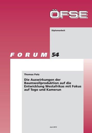 Download (pdf) - ÖFSE
