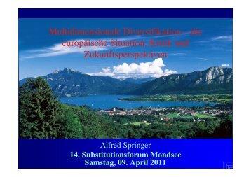 Multidimensionale Diversifikation – die europäische ... - ögabs