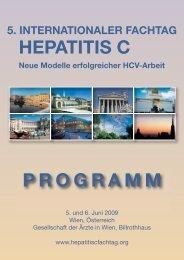 HEPATITIS C PROGRAMM - ögabs