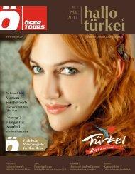 Katalog zum Download - Öger Tours