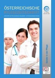 Bildung & Forschung in der Pflege - ÖGKV