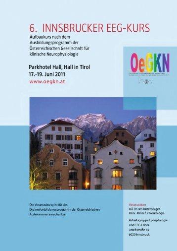 Untitled - Österreichische Gesellschaft für Neurologie