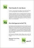 TQ-Zertifikat - Seite 2