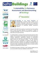 Newsletter - Construction IT research at VTT