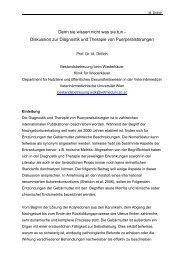 Diskussion zur Diagnostik und Therapie von Puerperalstörungen