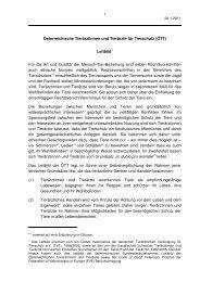 ÖTT - Österreichische Gesellschaft der Tierärzte