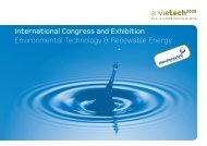 International Congress and Exhibition Environmental ... - ÖGUT