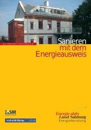 Sanieren mit dem Energieausweis - ÖGUT