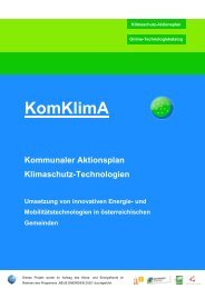 Kommunaler Aktionsplan Klimaschutz-Technologien (pdf)