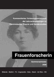 Download PDF 1MB - ÖH Uni Wien - Universität Wien