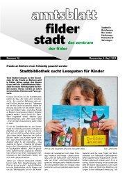 Sa14. - Stadt Filderstadt
