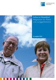 Wegweiser für Ältere und Junggebliebene - Stadt Düsseldorf