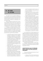 15. DE CARA AL FUTURO - OEI