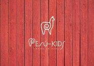 MADE IN PERU -- PERU-KIDS IN ESPANOL