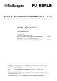 Erste Ordnung - Osteuropa-Institut
