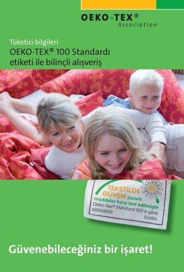 OEKO-TEX® Standard 100 ile bilinçli alışveriş