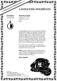 Rezept als PDF-Datei - Oekolandbau.de