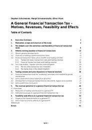 A General Financial Transaction Tax – Motives, Revenues ...