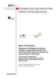 Studie Mehr als Wachstum 2012 (PDF, 2MB) - Bundesministerium ...